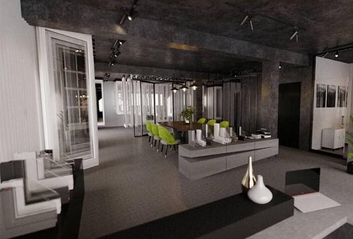 Frangu Fenster & Türen Showroom